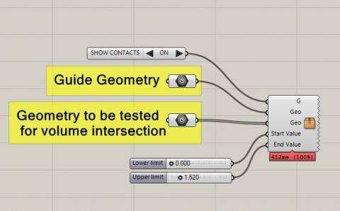 Test for solid intersection any solid geomtry