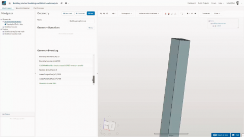 During this lecture, you will get introduced to safety-related aspects of facade dimensioning and how to identify the right type of wind load case.