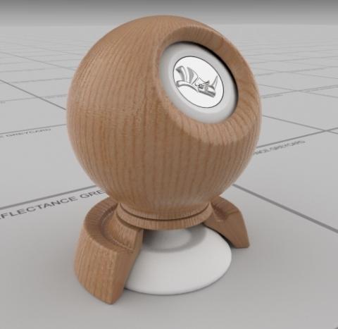 wood- pbr