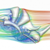 Seamlessly integrate real-time CFD simulation into your Rhino design workflow with Rhino Flow-RT.