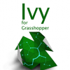 Ivy is a Grasshopper add-on for mesh segmentation and fabrication.