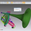 Import, export and convert many of 3D file formats including 3DM (Rhino), SKP (Trimble SketchUp), OBJ (Wavefront), 3DS (3D Studio) and more.