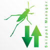 Tool for quick importing and exporting of Grasshopper snippets