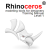 Level 1 Training Guide and Models for Rhino 5 in English
