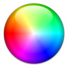 The ColorPicker plug-in for Rhinoceros for Windows allow you to use an alternative color picker in Rhino.