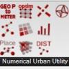 Numerical Urban Utility, addon for GH