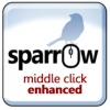 Sparrow is a Rhino 3D plugin delivering productivity boost by enhancing middle mouse button functionality.