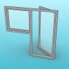 Door and Window combo in one singe object