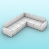 Regular sofa, Chaise longue, and Corner Sofa