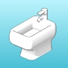 Parametric bidet for VisualARQ
