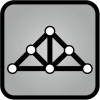 Simultaneously optimize geometry and topology of trusses.