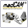 madCAM is a 3D CAM plug-in for Rhino that gives the operator the ability to perform both modeling and toolpath creation inside Rhino 3D. All menus for