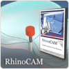 RhinoCAM is a Computer Aided Manufacturing (CAM) plug-in for CNC that runs completely inside of Rhinoceros 5 & 6.