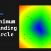 This video covers an algorithm to compute the minimum bounding circles and spheres.