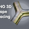 Y-shape NURBS Surfacing Tutorial