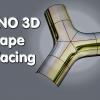 Y-shape NURBS Surfacing Tutorial