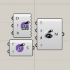 A trio of components that communicate with GH temporary storage (sticky library), to help with design optioning.