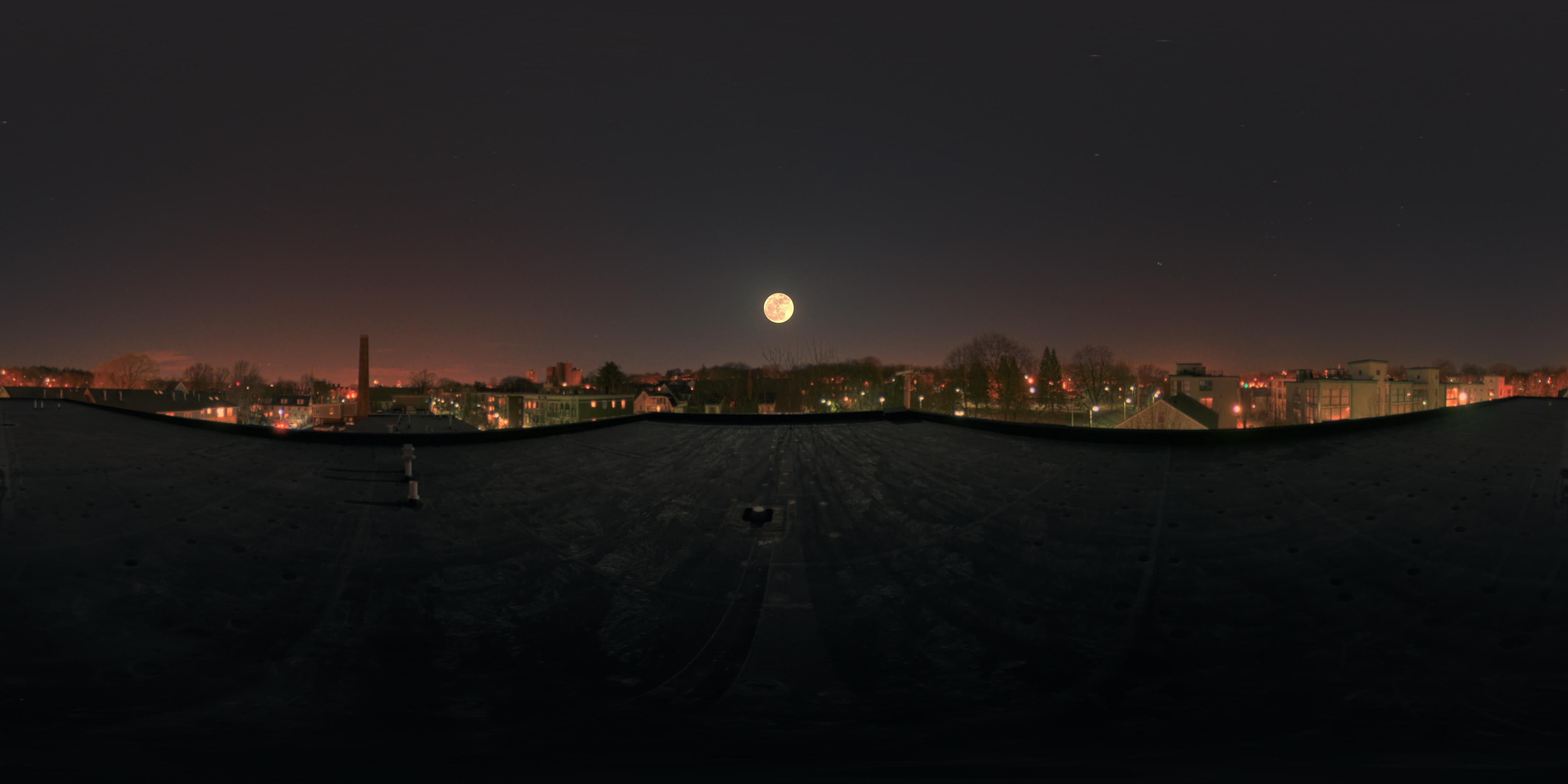 Moonlight Hdri