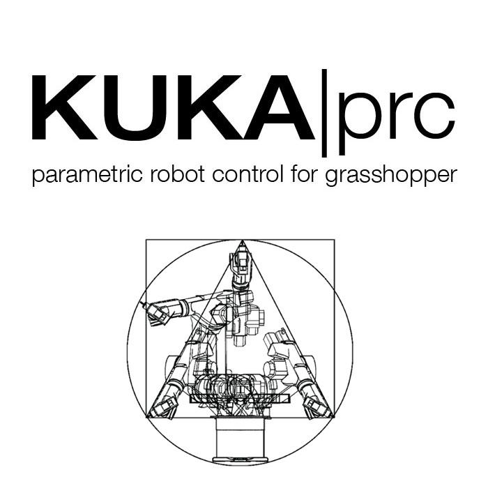 KUKA|prc - parametric robot control for Grasshopper | Food4Rhino